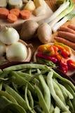 Ingredients to prepare vegan or vegetarian food, healthy food fo stock image