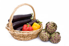 Ingredients For The Vegetarian Cuisine royalty free stock image