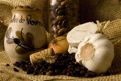 Ingredints de nourriture Photographie stock