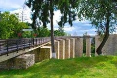 Ingresso-Al castello Lizenzfreie Stockbilder
