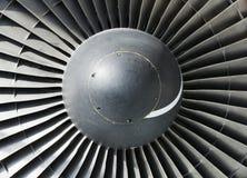 Ingresso del cono di radiatore anteriore del motore a propulsione Fotografia Stock Libera da Diritti