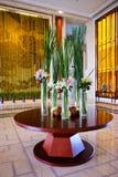 Ingresso dell'hotel di stile cinese Immagini Stock Libere da Diritti