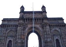 Ingresso della fine dell'India sull'immagine immagini stock libere da diritti