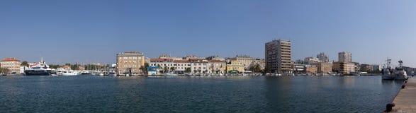 Ingresso di Zadar fotografia stock libera da diritti