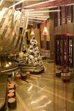 Ingresso moderno dell'albergo di lusso Immagine Stock