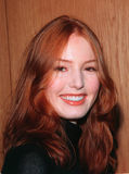 Alicia Witt. 03DEC98:  Actress ALICIA WITT at benefit screening in Los Angeles for the restored version of the 1948 movie 'Joan of Arc' which starred Ingrid Stock Images