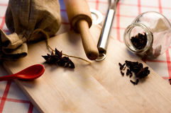 Ingridient for cooking Stock Photography