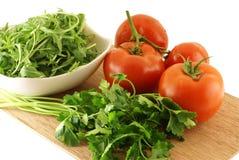 ingridients еды свежие helthy Стоковое Изображение RF