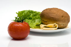 ingridients еды стоковая фотография rf