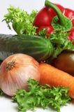 Ingridients do alimento Fotos de Stock Royalty Free