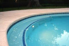 Inground Pool 2 Lizenzfreies Stockbild