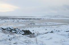 Þingvellir National Park, Iceland Stock Images