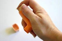 Inhalador Imagen de archivo libre de regalías