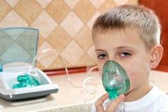 Inhalador Foto de archivo libre de regalías