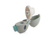 Inhalateur moderne images stock