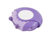 Inhalateur pourpré Image stock