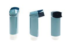 Inhalateurs Photos stock