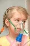 Inhalatie Stock Afbeeldingen