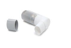 Inhalator mit einer Abdeckung Lizenzfreies Stockfoto