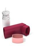 Inhaleertoestel Stock Afbeelding