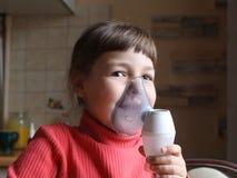 inhaleertoestel stock footage