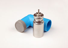 Inhaler Stock Image