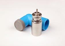 inhaler Στοκ Εικόνα