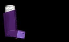 Inhaler Stock Photo