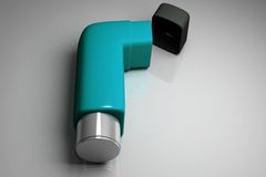 Inhaler Stock Images
