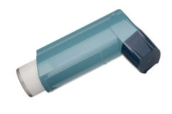 Inhaler Royalty Free Stock Photo