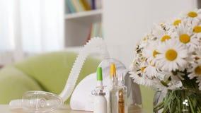Inhaler Nebuliser αποκάλυψη συσκευών φιλμ μικρού μήκους