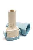 A inhaler Royalty Free Stock Photography