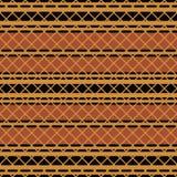 Inheems Amerikaans naadloos patroon royalty-vrije illustratie