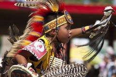 Inheems pow wauw Zuid-Dakota Royalty-vrije Stock Afbeeldingen