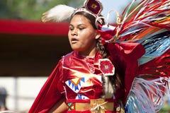 Inheems pow wauw Zuid-Dakota Stock Fotografie