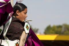 Inheems pow wauw Zuid-Dakota Royalty-vrije Stock Afbeelding
