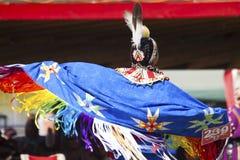 Inheems pow wauw Zuid-Dakota Stock Foto's