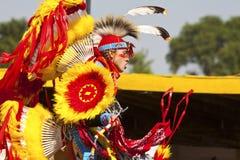 Inheems pow wauw Zuid-Dakota Royalty-vrije Stock Fotografie
