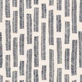 Inheems vector naadloos patroon met inbegrip van enthnic bladeren als achtergrond of textuur royalty-vrije stock fotografie