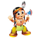 Inheemse Amerikaan stock afbeeldingen