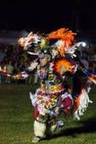 2015 Inheemse Amerikaan pow-wauw Stock Afbeeldingen