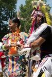 2015 Inheemse Amerikaan pow-wauw Royalty-vrije Stock Foto