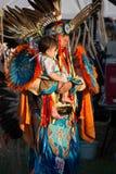 2015 Inheemse Amerikaan pow-wauw Royalty-vrije Stock Afbeelding