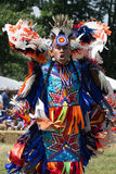 2015 Inheemse Amerikaan pow-wauw Royalty-vrije Stock Afbeeldingen