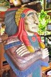 Inheemse Amerikaan voor stock fotografie