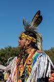 Inheemse Amerikaanse Danser stock fotografie