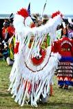 Inheemse Amerikaanse dansers Stock Afbeelding
