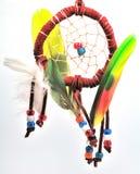 Inheemse Amerikaanse droomvanger Stock Afbeeldingen