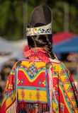 Inheemse Amerikaanse kledij Royalty-vrije Stock Foto