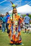 Inheemse dag levende viering in Winnipeg Royalty-vrije Stock Fotografie